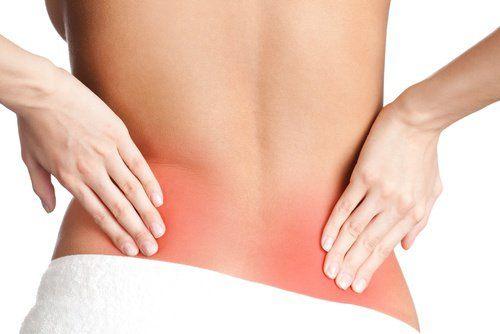 douleurs en bas du dos ou douleur lombaire que faire