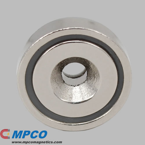 Neodymium Cup Magnetic Assemblies