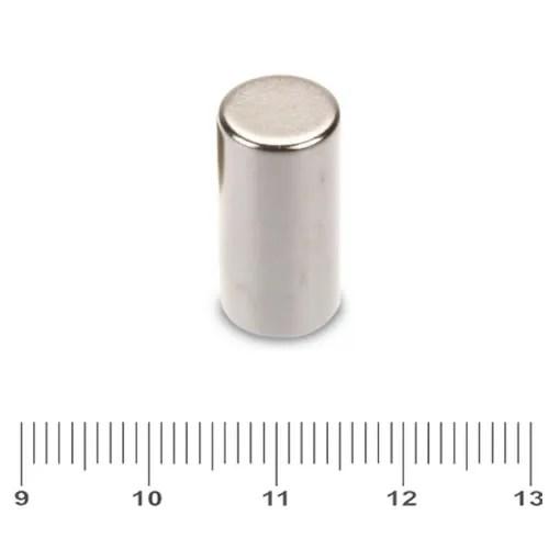 10 x 20mm Permanent Neo Bar Magnet N48 Ni