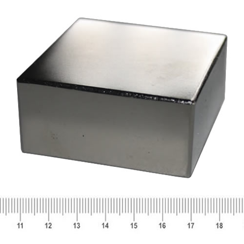 60 x 60 x 30mm Super Strong Powerful Permanent Magnet N40 Ni