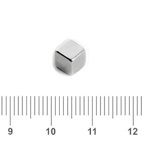 Extra Strong Cube Magnet NdFeB N52 5mm