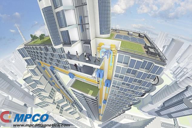 Radical New Maglev Elevators