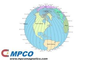 Geographic (True) North Pole