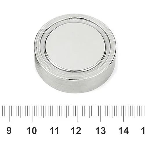 NdFeB Magnetic Pot 36mm