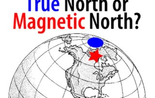 True North or Magnetic North