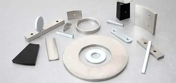 Sintered Neodymium Magnet By MPCO