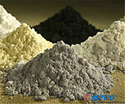 China's rare earth