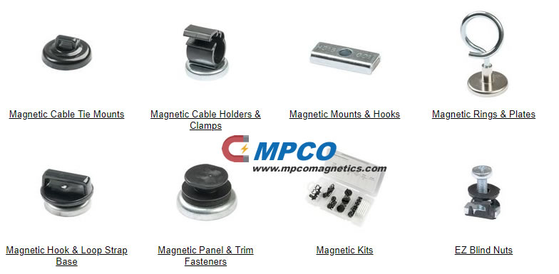 Magnetic Bases, Clips & Clamps