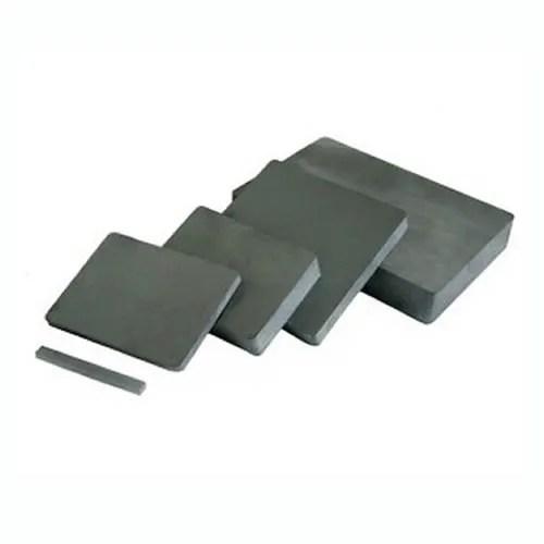 Anisotropic Ferrite Rectangular Magnet
