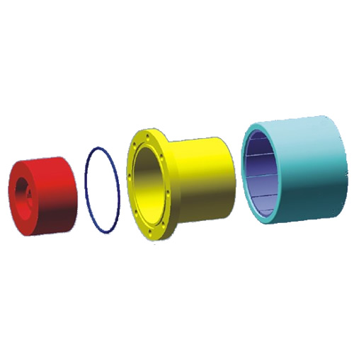 Flange Type Magnetic Coupling