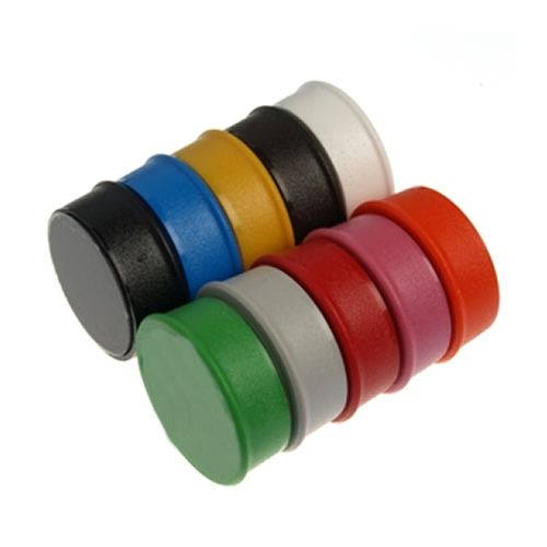 Plastic Coated Ferrite Magnets