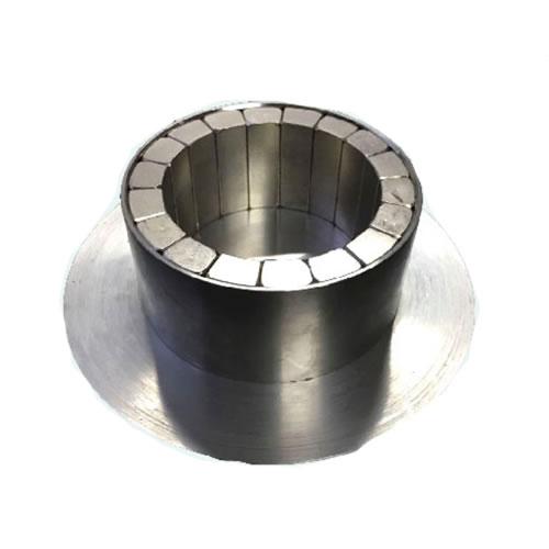 Cylinder Halbach Array Neodymium Magnet Assembly