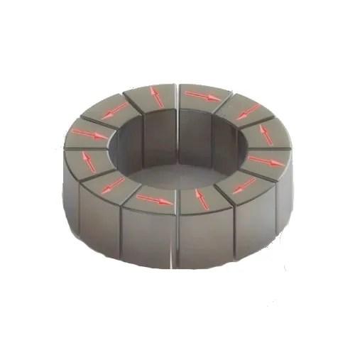 Cylinder Halbach Magnet