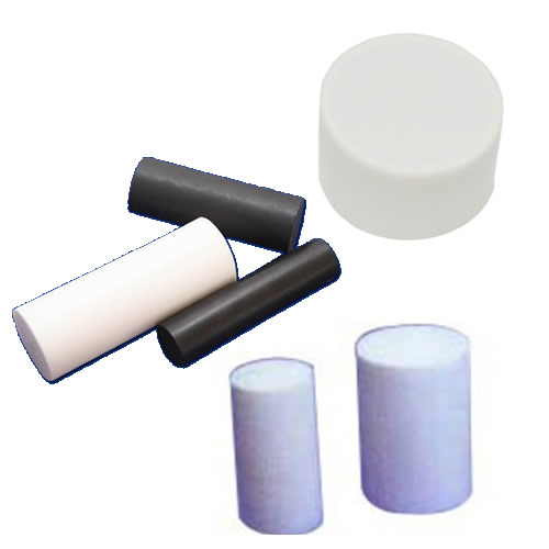 Cylinder Rod PTFE Teflon Coated NdFeB Magnets