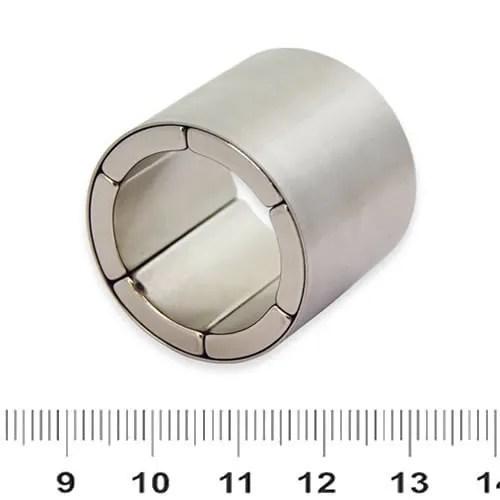 Neodymium Halbach Array Magnetic Assemblies