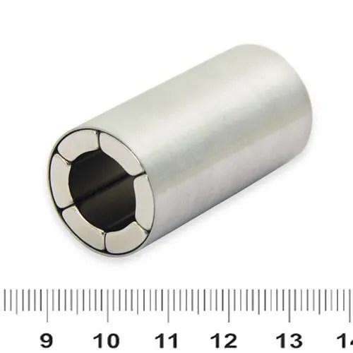 Radially Neodymium Magnet Assembly