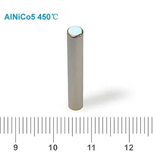 Reed Sensors Magnets AlNiCo Rod