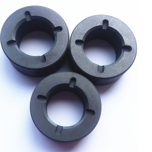 Sintered Ferrite Permanent Multipole Magnet Rings for Stepping Motor