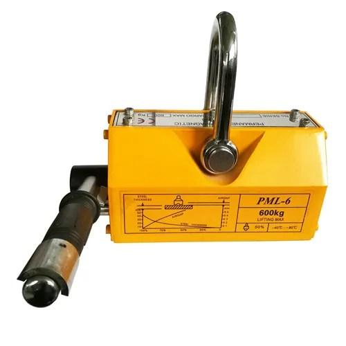 Compact Neodymium Lifting Magnet PML-6
