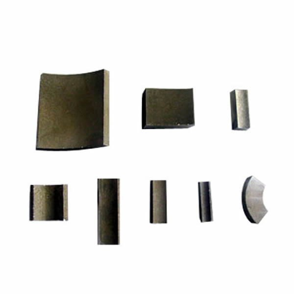 Samarium Cobalt Industrial Permanent Magnets