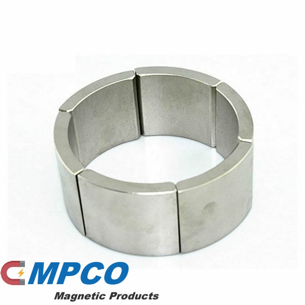 How do magnet manufacturer handle magnets