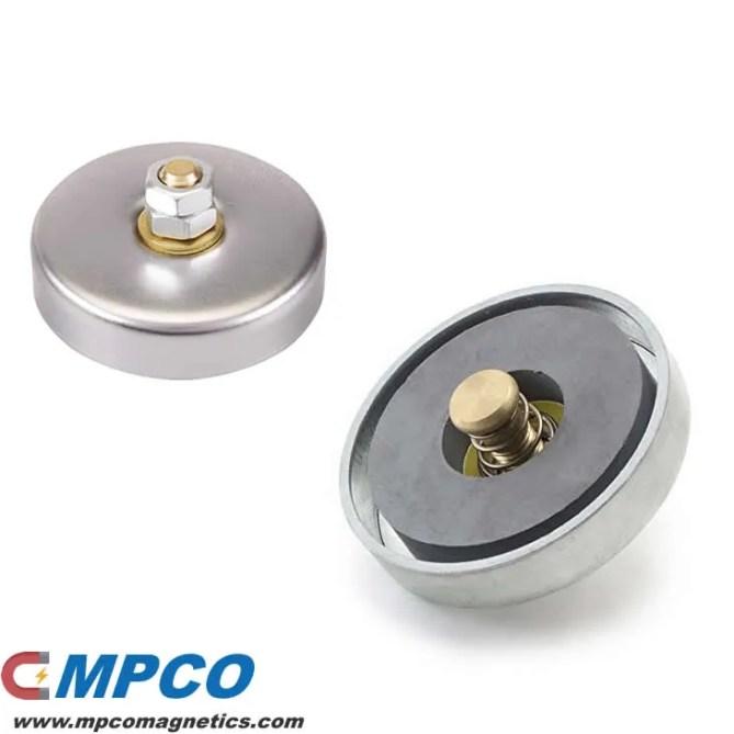 2inch Round Magnetic Ground Block