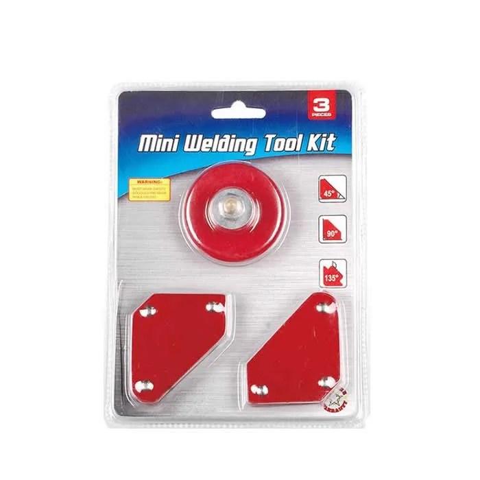 3pcs Mini Magnetic Welding Tool Kit