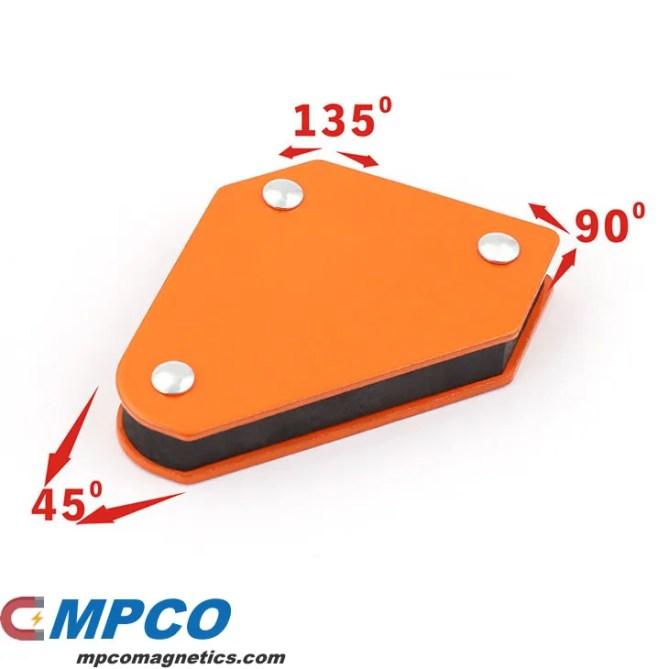 mini corner magnetic holder for welding
