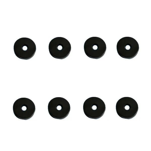 Micro Motor Ferrite Ring Magnets