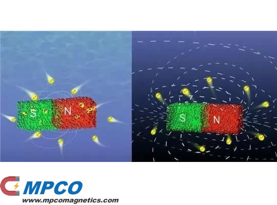 Chemically Controlled Magnetic Material