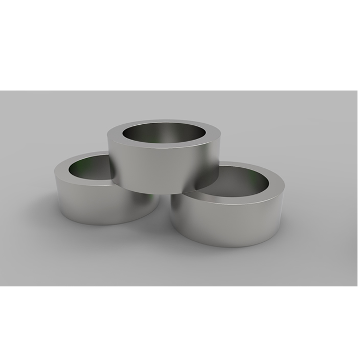 Sintered Neodymium Multipole Radial Magnets