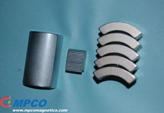 permanent magnet demagnetization during motor use