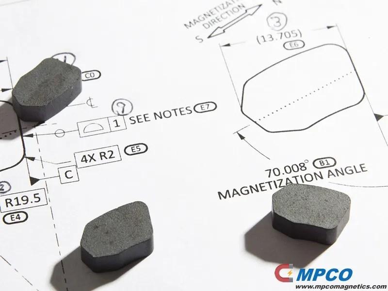 Custom Engineered Magnets