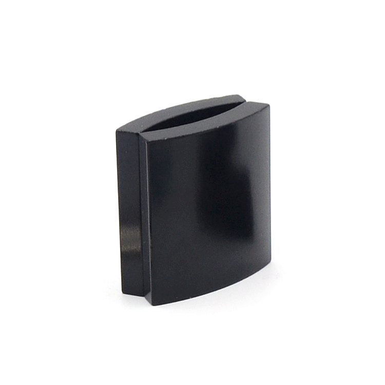 N50M Arc Black Epoxy Coating Neodymium-Iron-Boron Magnet