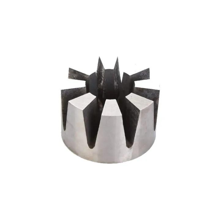 8-Poles Cast Multi-Pole AlNiCo Rotor Magnet