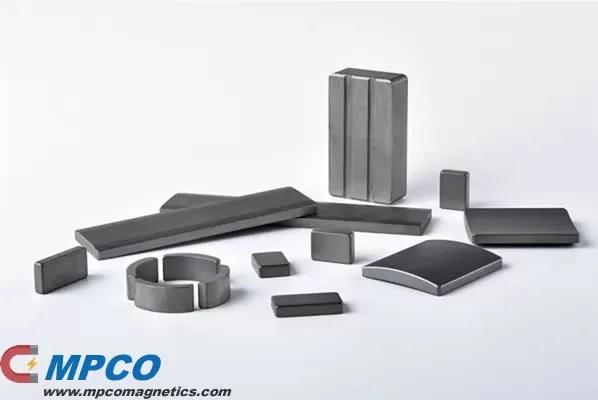 Parylene coating magnets