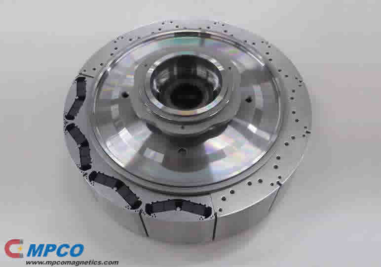 Use New Neodymium Magnet in Hybrid Vehicles of Honda
