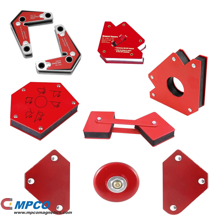 What Types of Welding Magnets