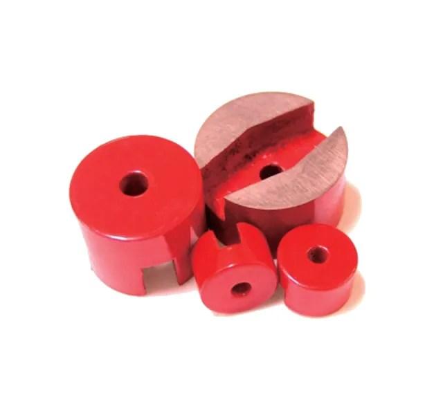 Alnico Button Pot Magnets