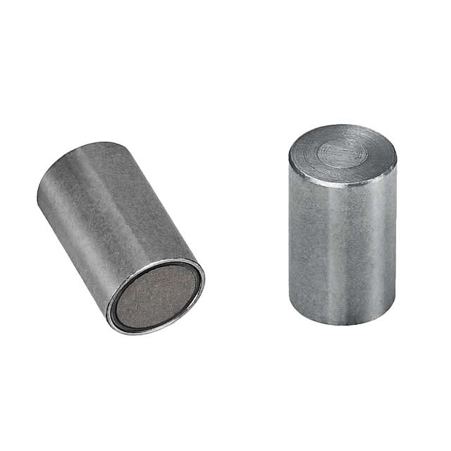 Deep Pot SmCo Holding Magnets Steel Body