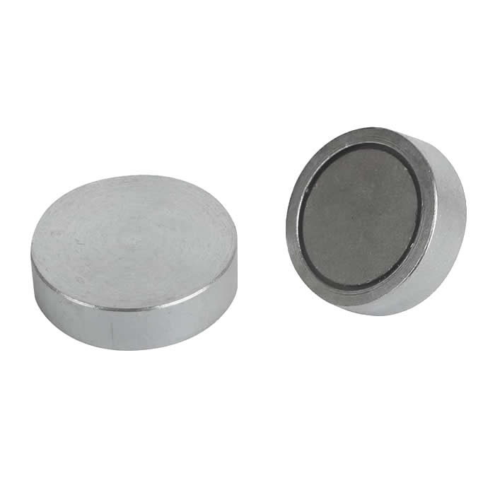 SmCo Shallow Pot Magnets