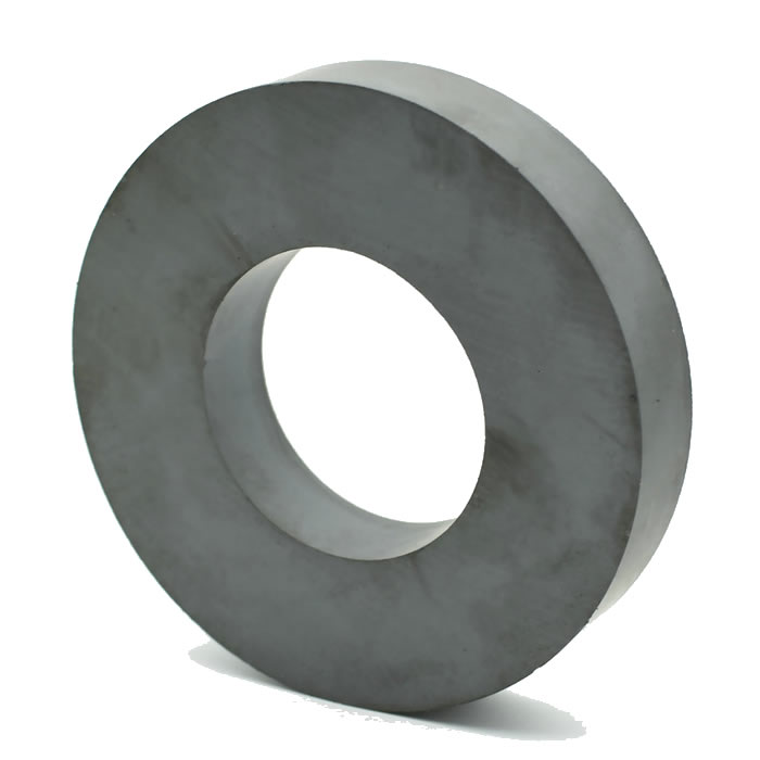 Sintering Ferrite Magnet Ring Y10T for Loudspeaker Systems