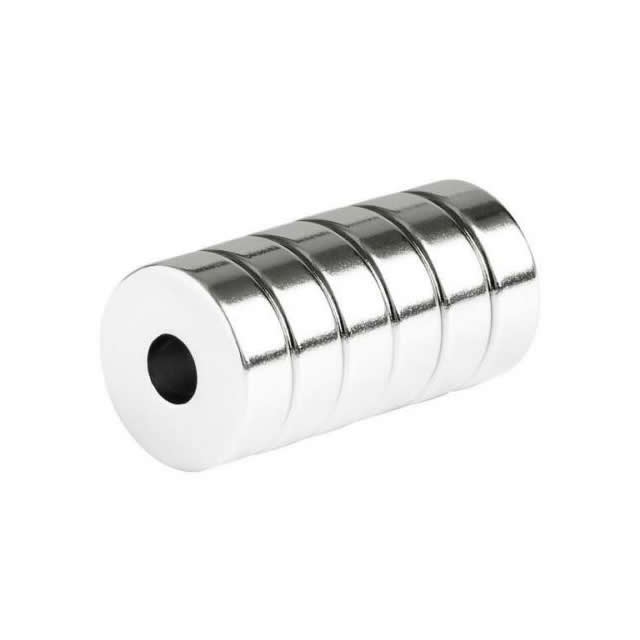 NdFeB Axially Orientation Ring Magnets