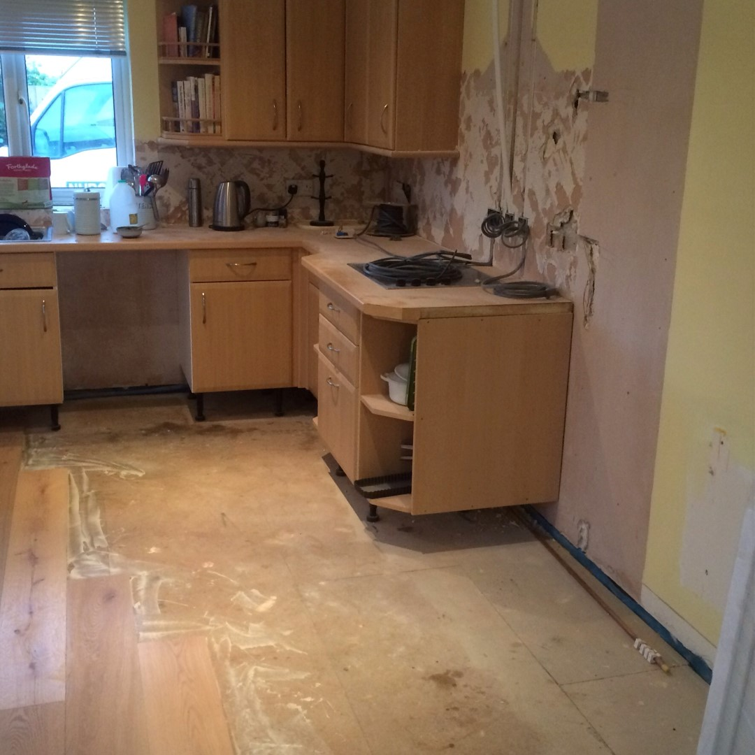Kitchen Refit | MP Construction | NHBC Registered Builder in the ...