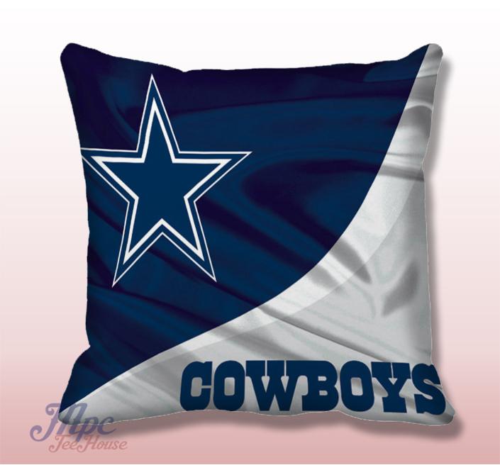 texas dallas cowboys throw pillow cover
