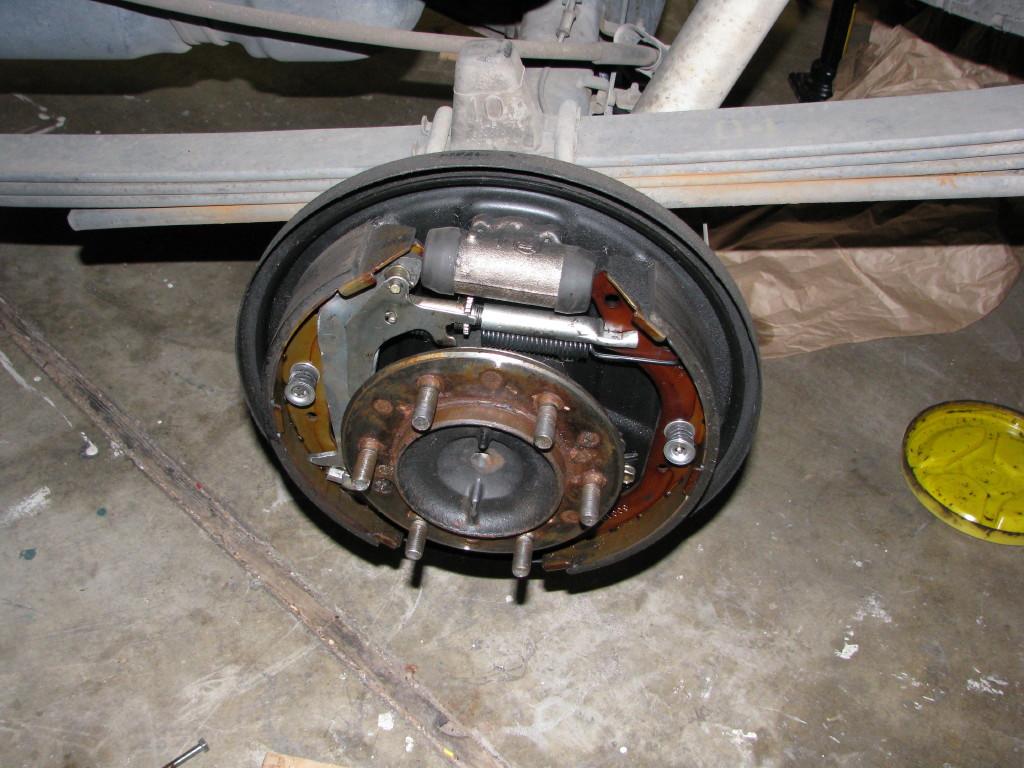 chevy drum brakes diagram 2007 chrysler sebring radio wiring how to replace brake shoes on 2006 silverado autos post
