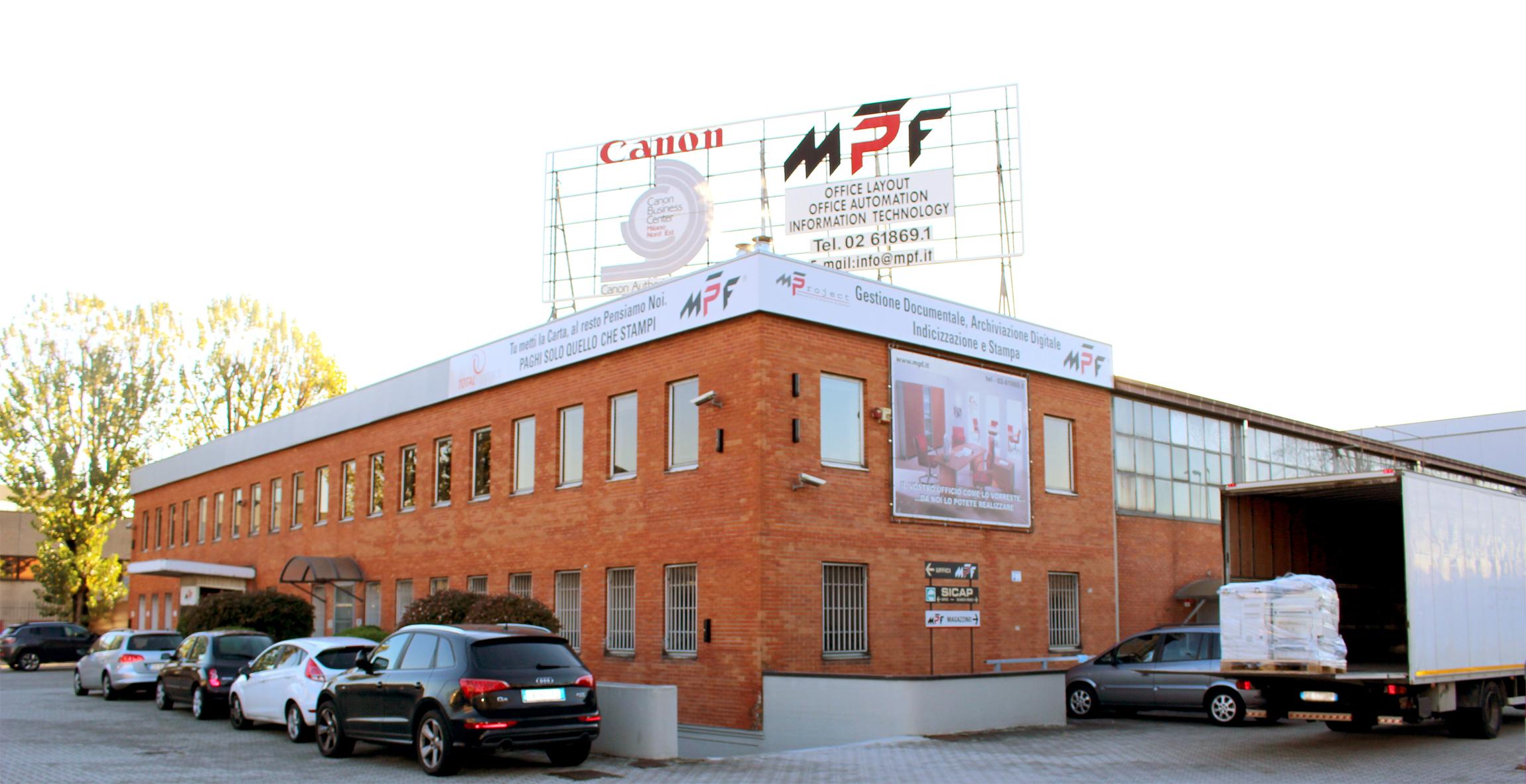 azienda mpf cinisello
