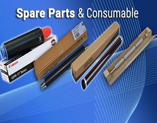 spare-parts&Consumable