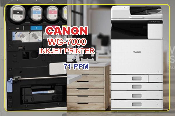Canon WG7250