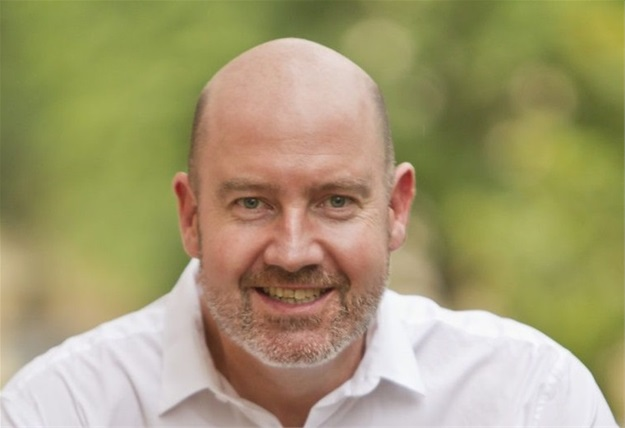 Epic ERP Managing Director, Stuart Scanlon